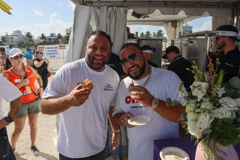 David Grutman and David Papi Einhorn