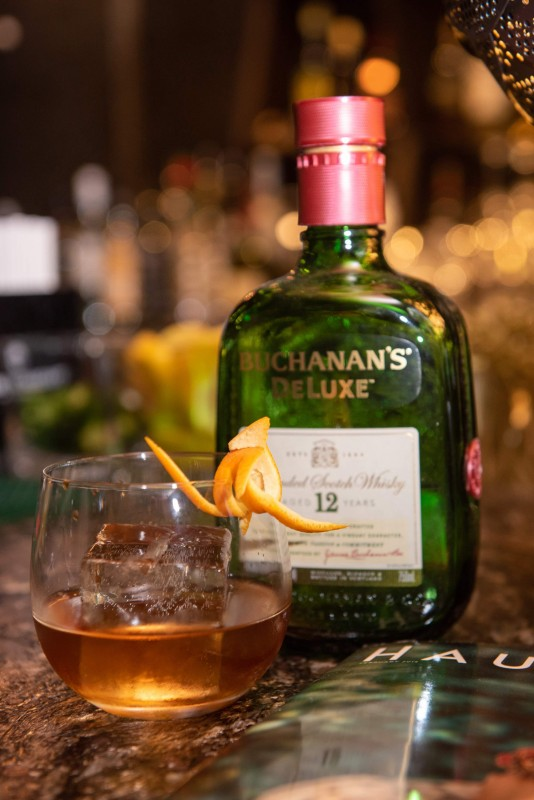 Buchanan's Whisky Cocktail