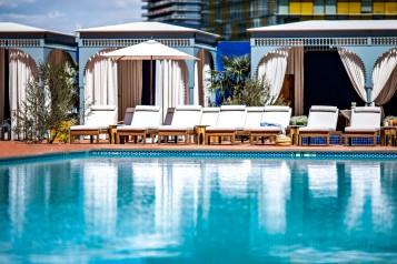 NoMad Las Vegas_Pool Horizontal_