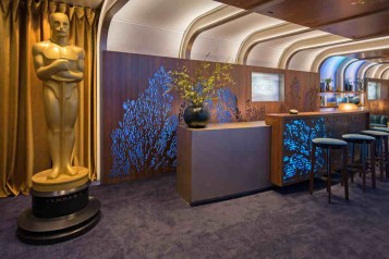 The Greenroom for the 91st Oscars®, designed By Rolex