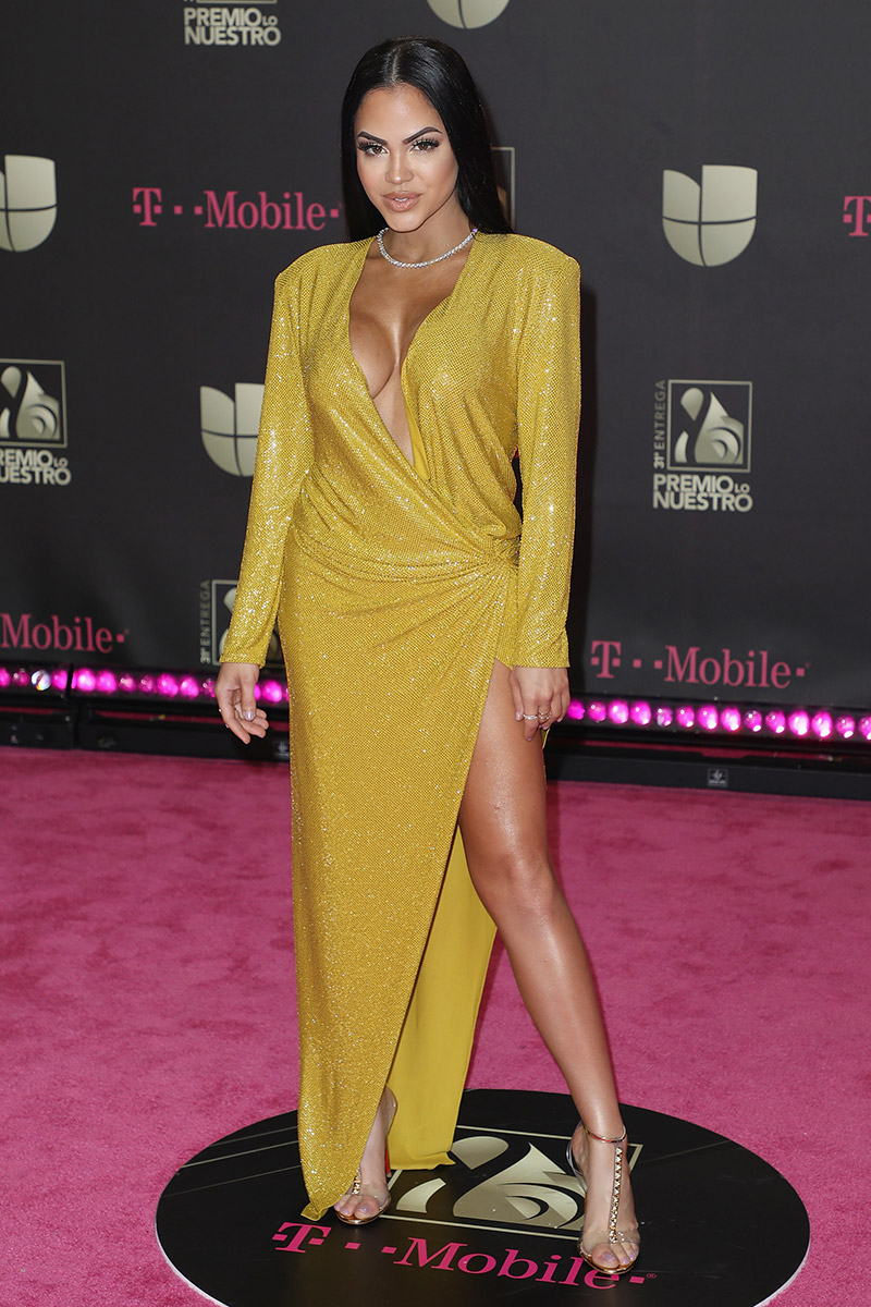The Best Looks On The Pink Carpet At This Year S Premio Lo