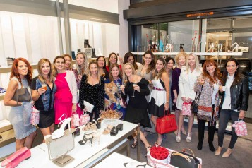 Guests at Neiman Marcus Bal Harbour