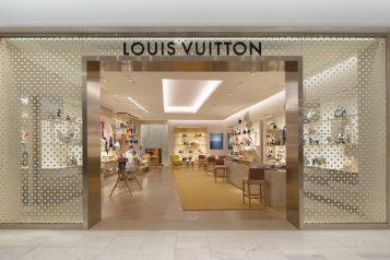 Louis Vuitton Hudson Yards