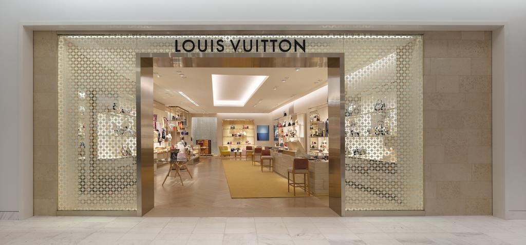 958c2694d7 Louis Vuitton Opens Hudson Yards Boutique