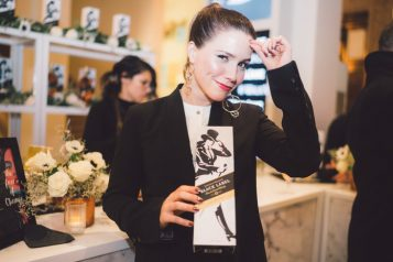 A Toast to Progress – Sophia Bush celebrates women's progress at the Jane Walker by Johnnie Walker Signs of Progress exhibit at the New-York Historical Society Center for Women's History 3