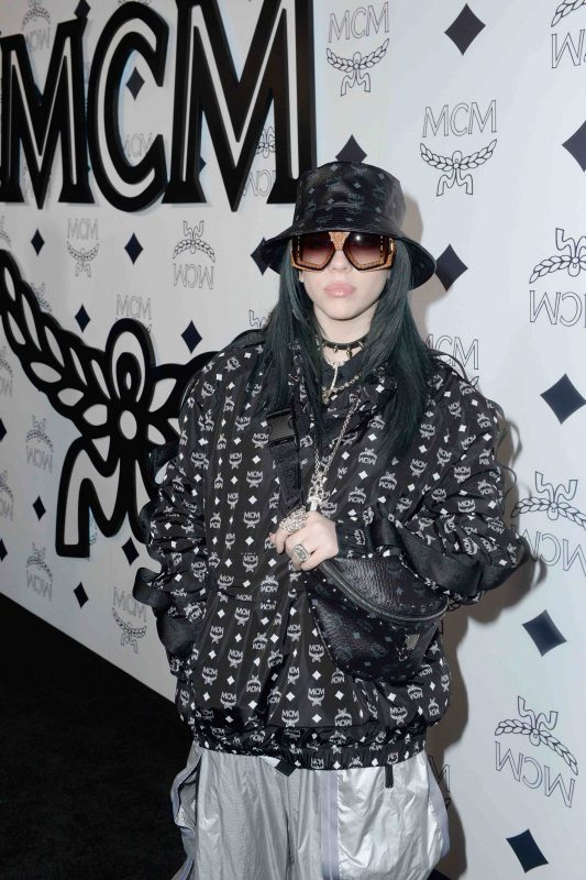 Billie Eilish attends the grand opening of the MCM Global Flagship Location in Beverly Hills - Photo by Vivien Killilea, Getty Images for MCM