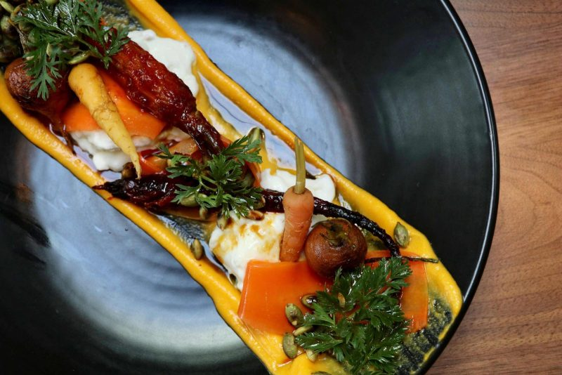 Carrot Salad Pikoh (Credit Carrie Rollings)