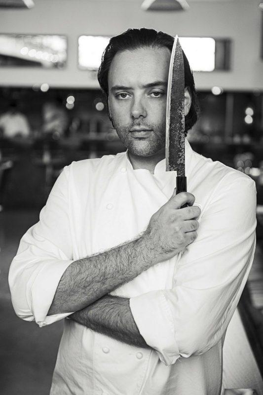 Chef Paul Liebrandt