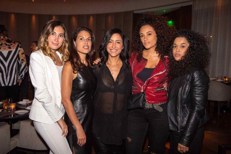 Candace and Missy Brody, Violet Camacho, Jenny Bapst