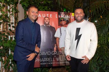 Kamal Hotchandani and David Grutman
