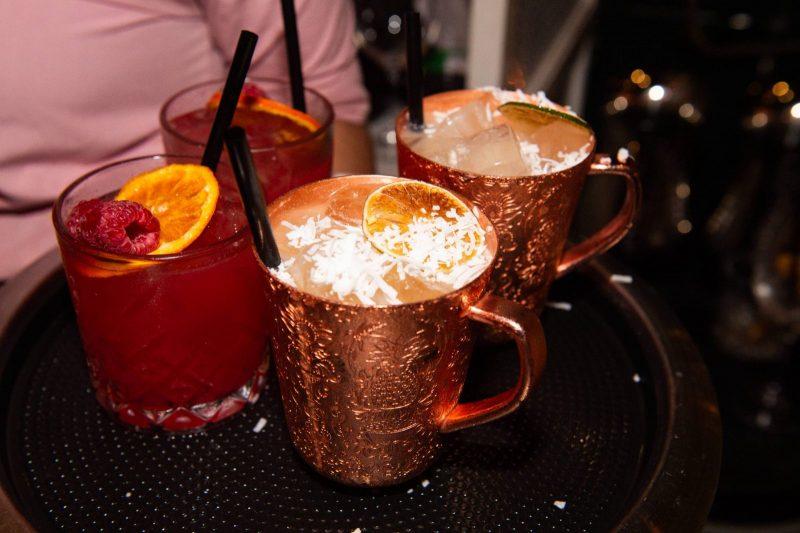 Absolut Elyx cocktails