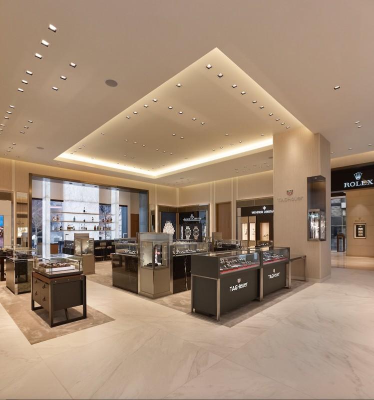 80463d940886d Photo Credit  Watches Of Switzerland Premier luxury watch retailer