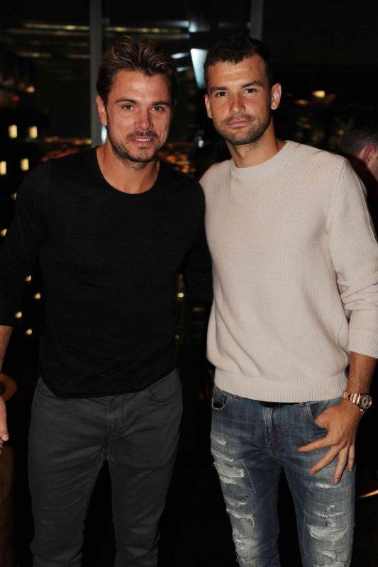 Stan Wawrinka & Grigor Dimitrov2