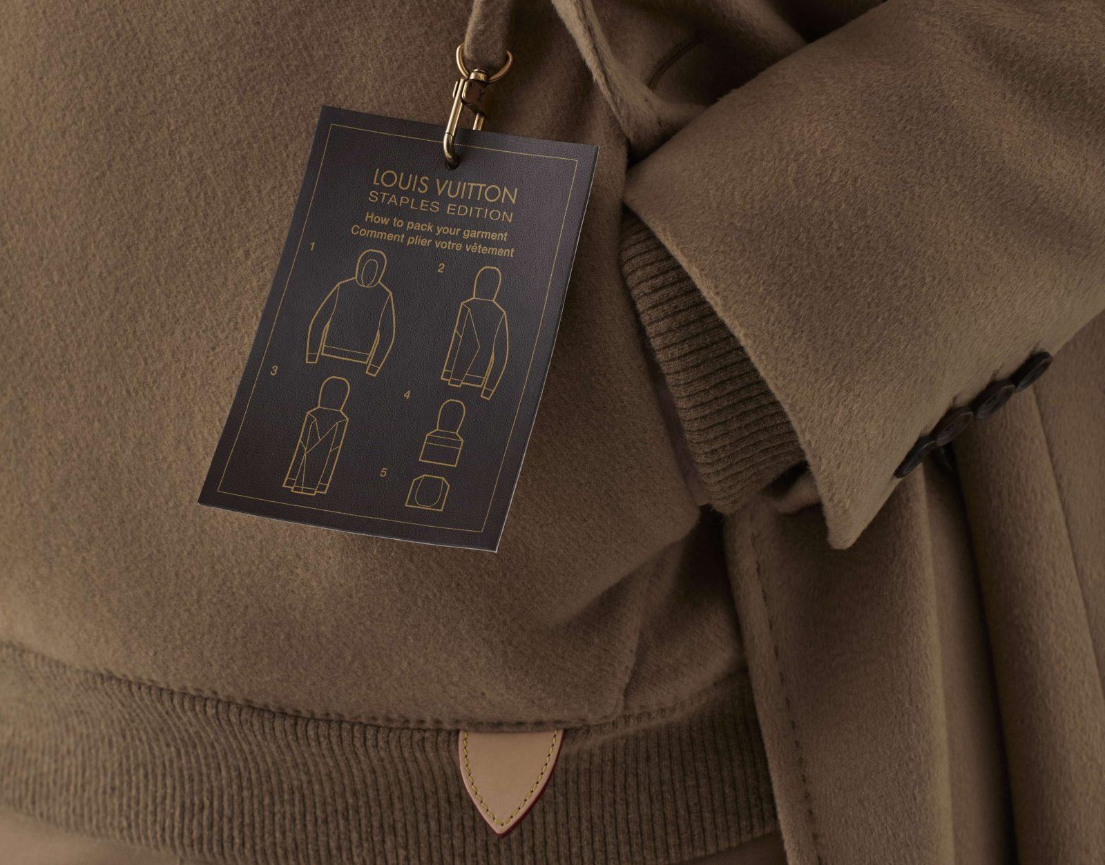 c9f9299a85ed Virgil Abloh Releases Staples Edition By Louis Vuitton