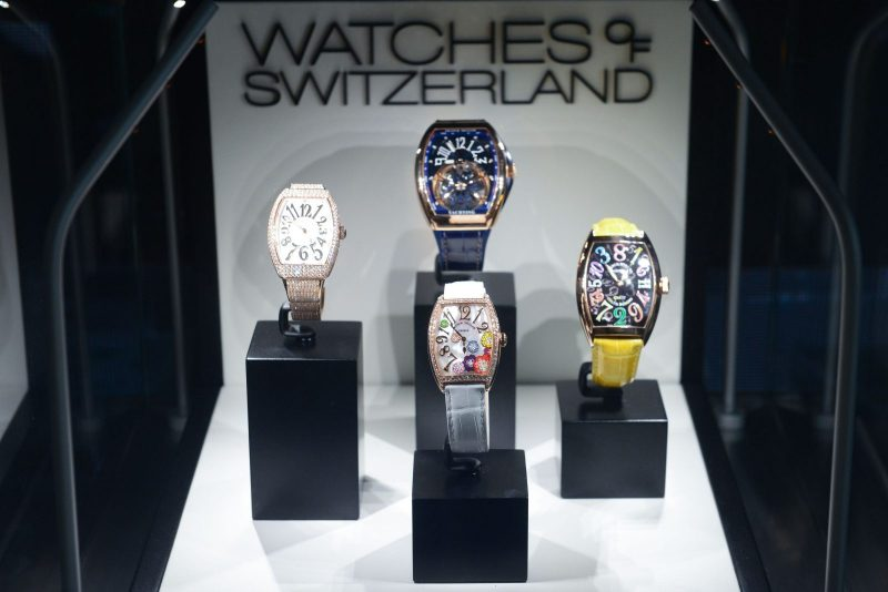 Watches of Switzerland Hudson Yards