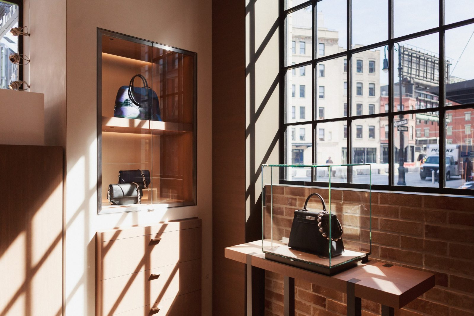 8c432a91bda Hermès Opens New Boutique In New York s Meatpacking District