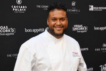 Chef Timon Balloo Vegas Uncork'd