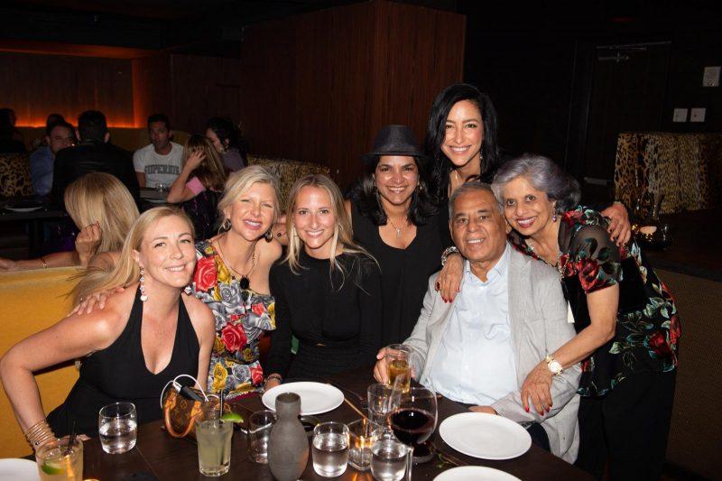 Angela Birdman, April Donelson, Paige Mastrandrea, Komal Bhojwani, Violet Camacho, Hans and Nandini Bhojwani