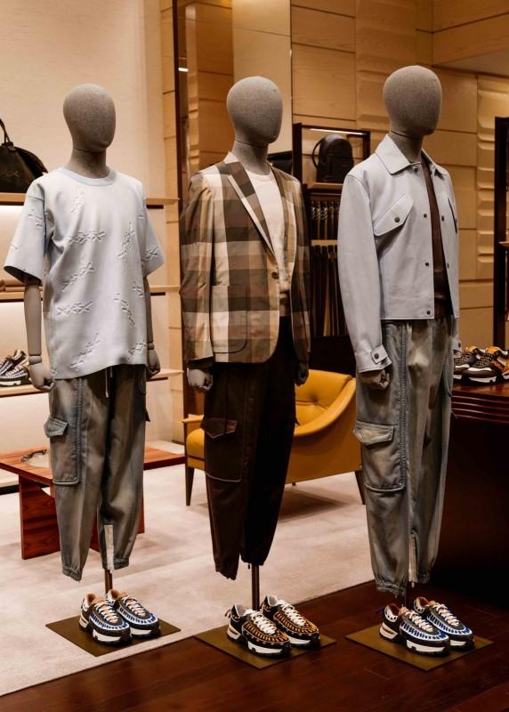 Ermenegildo Zegna Boutique2