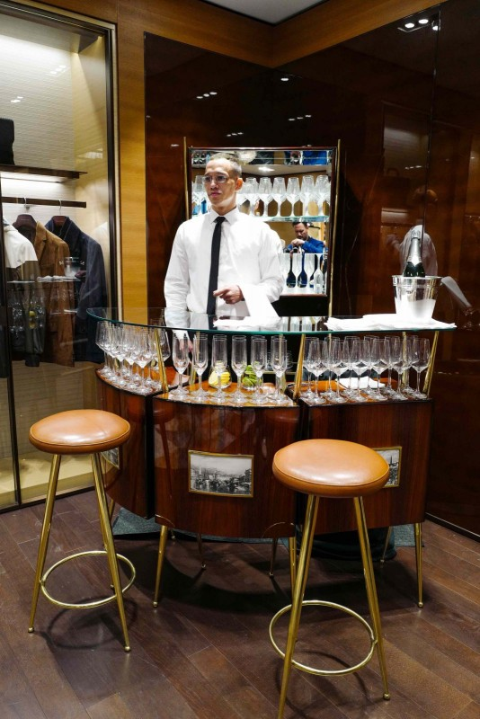 Ermenegildo Zegna Cocktails1