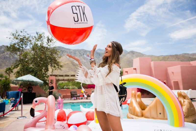 STK Coachella