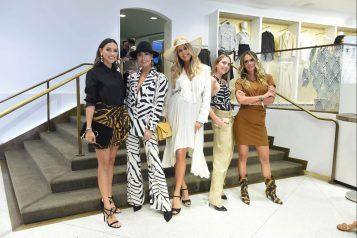 Melody de la Fe, Carolina Lindo, Martha Graeff, Claudia Vergara, & Karen Martinez2