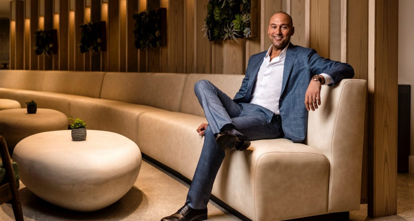 Derek Jeter Transitions From The Field To Front Office As Miami Marlins' CEO