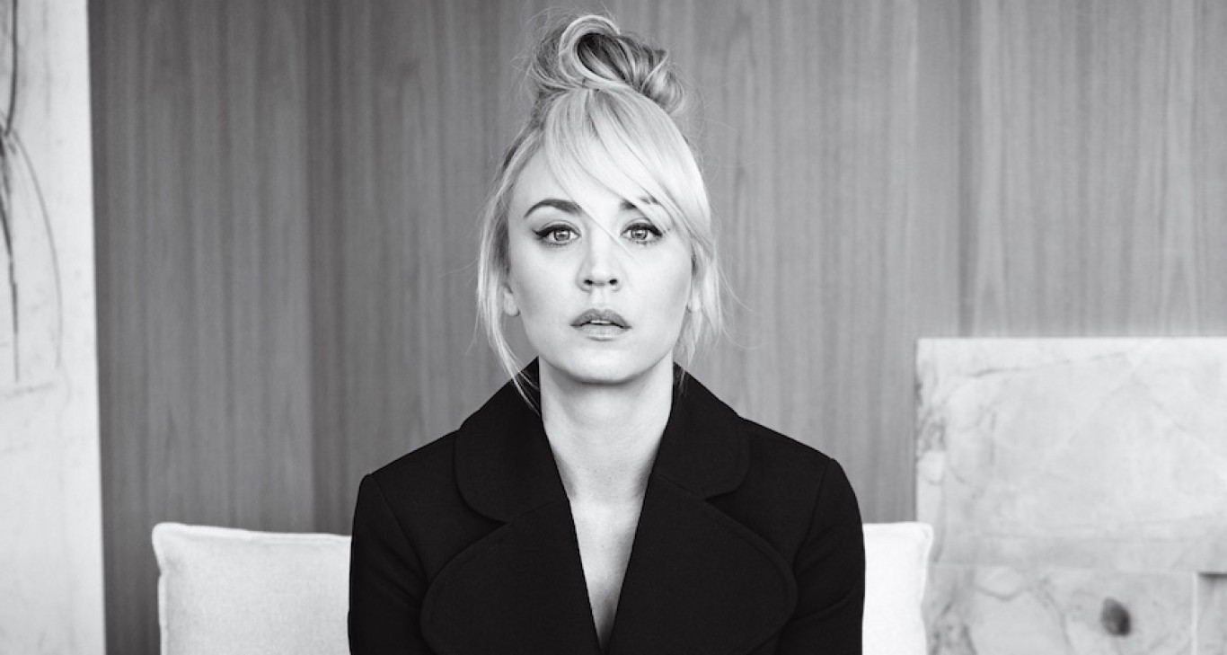 Kaley Cuoco Is Going Out With A [Big] Bang [Theory]