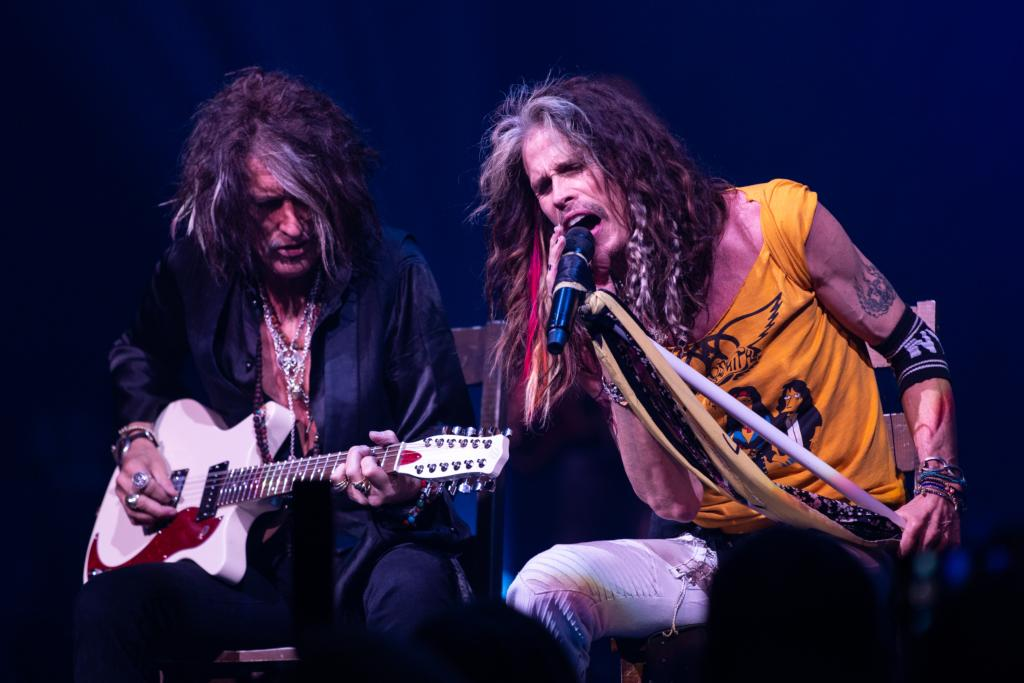 Aerosmith las vegas residencies 2019