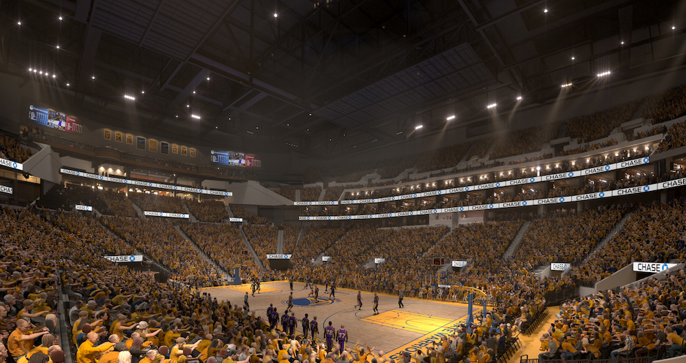 An Inside Look At Chase Center The New Warriors Stadium