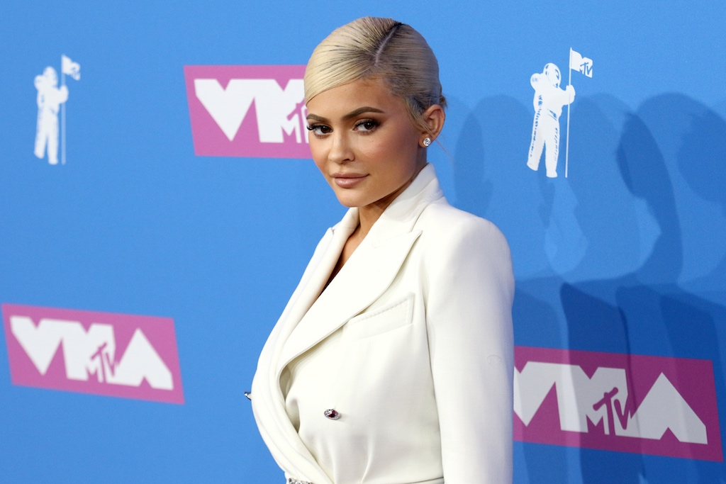1-13 Kylie Jenner Trademarks 'Kylie Baby' As She Expands Her Growing Empire