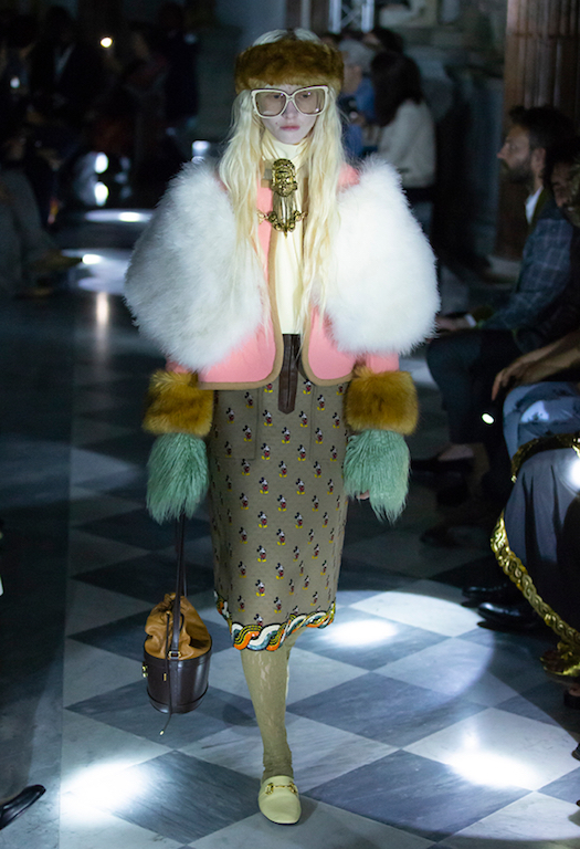 Gucci Cruise 2020 looks