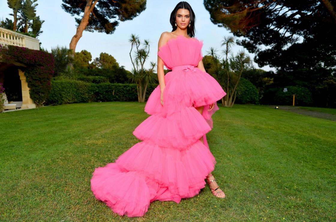 Kendall Jenner at amfAR Gala