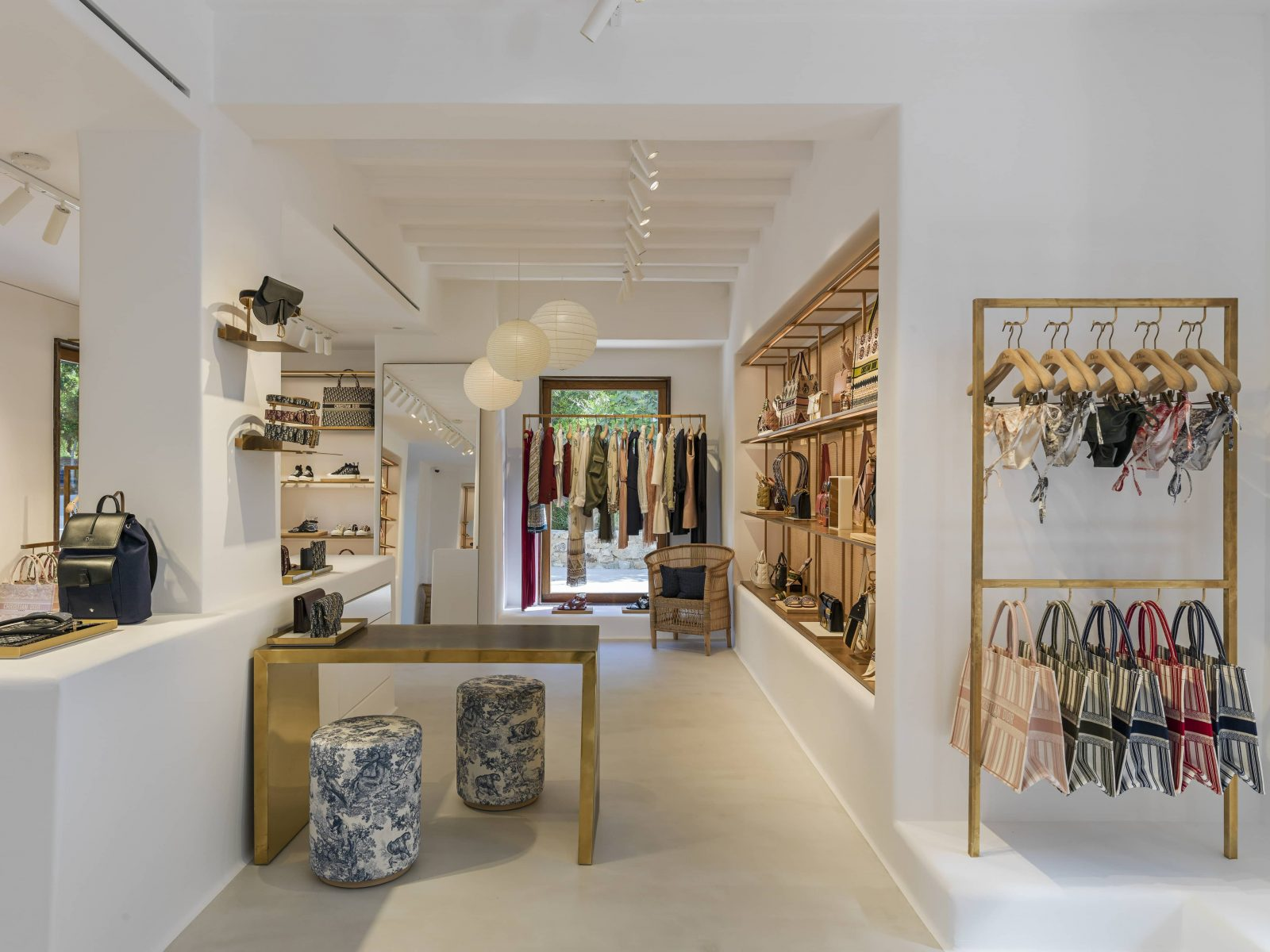 68098fb30 Dior Opens Pop-Up Boutique In Mykonos, Greece