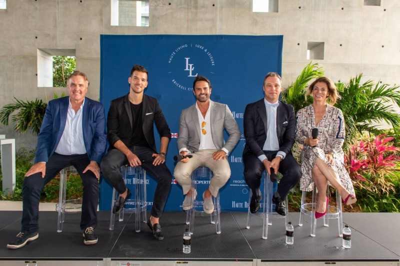 Haute Residence 'Leading Agents of Downtown Miami' Panelists