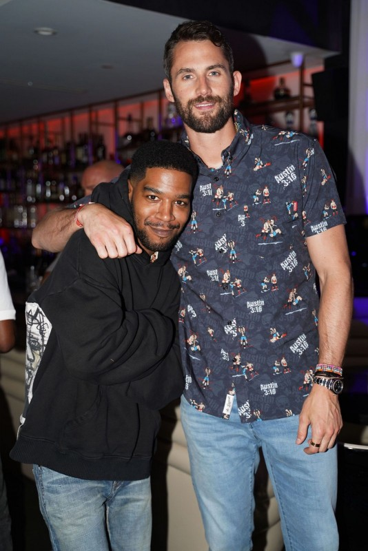Kid Cudi & Kevin Love