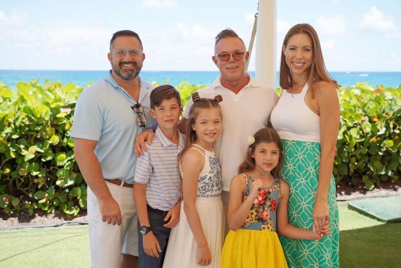 Shareef Malnik & Vorkapich family