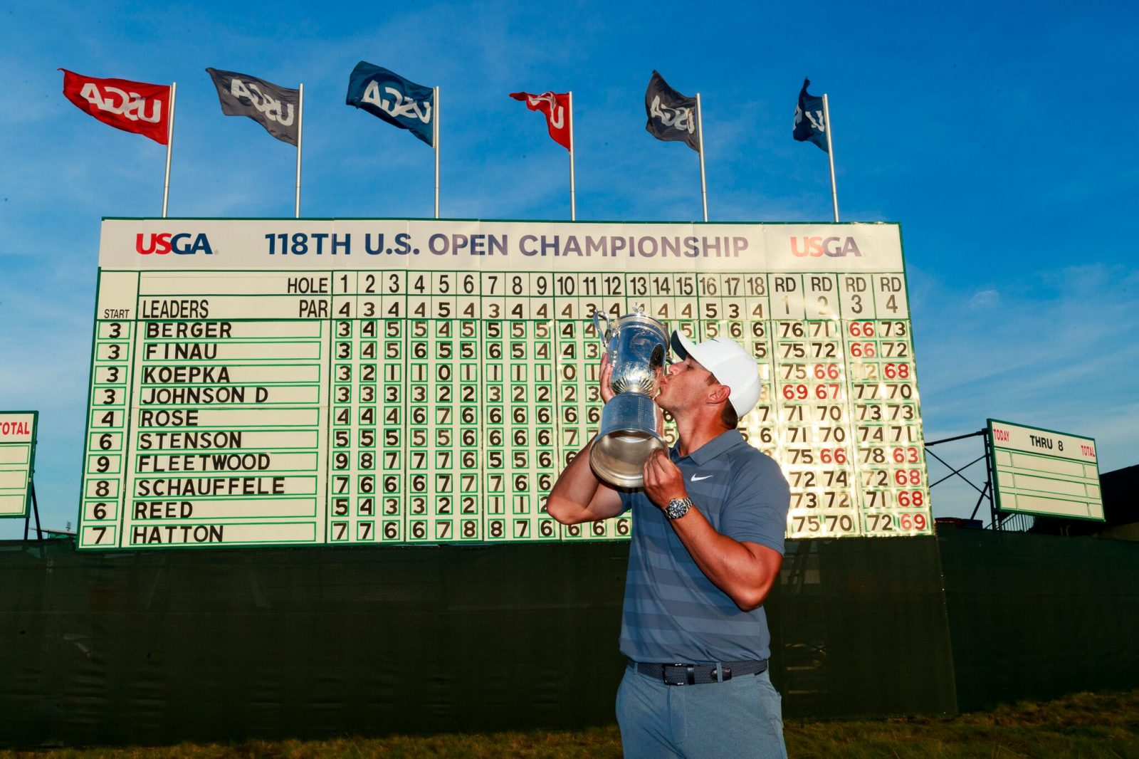 Time To Par-Tee: Pebble Beach Golf Links Hosts The 119th