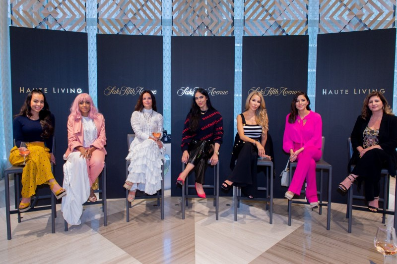 'Fearless in Fashion' Panelists