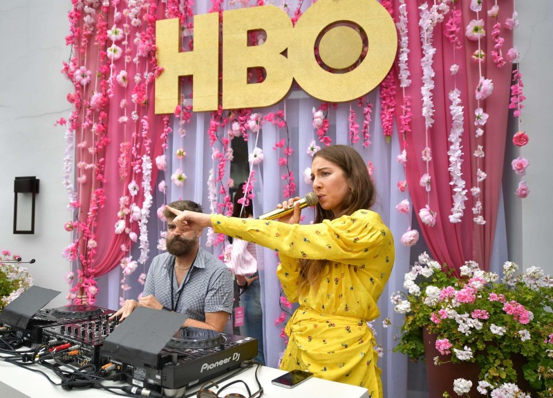 Este Haim celebrates HBO's Big Little Lies Season 2 at Amabella's Birthday Party