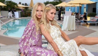 Rachel Zoe and Paris Hilton