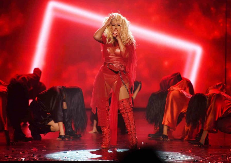 Christina Aguilera: THE XPERIENCE