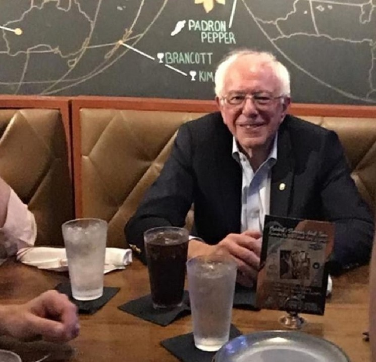 Feeling the Bern at Batch Gastropub