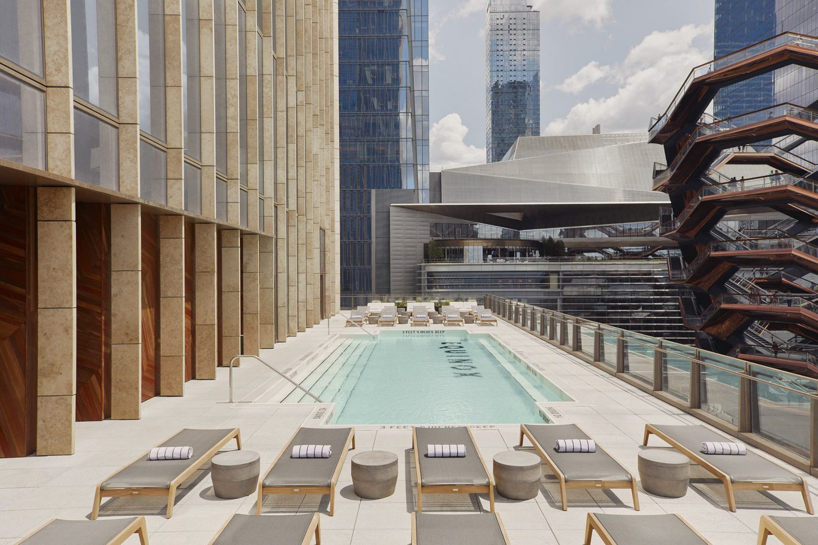 Equinox Opens 100th Club At Hudson Yards