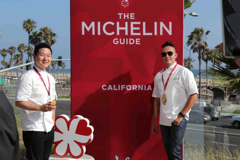 Michelin Guide California 2019