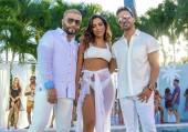 Alex Sensation, Anitta and Luis Fonsi