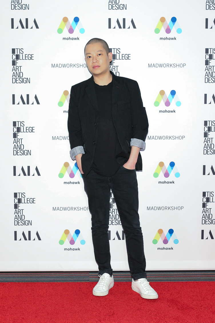 Why Jason Wu Played Fashion Mentor For La College Students