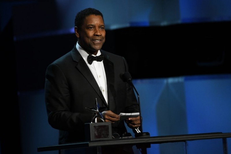 Denzel Washington Honored By AFI