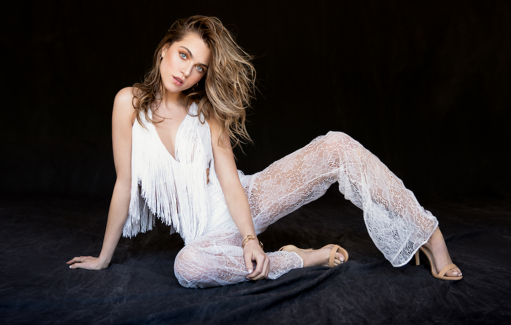 Anne Winters On Working With Eva Longoria On Grand Hotel