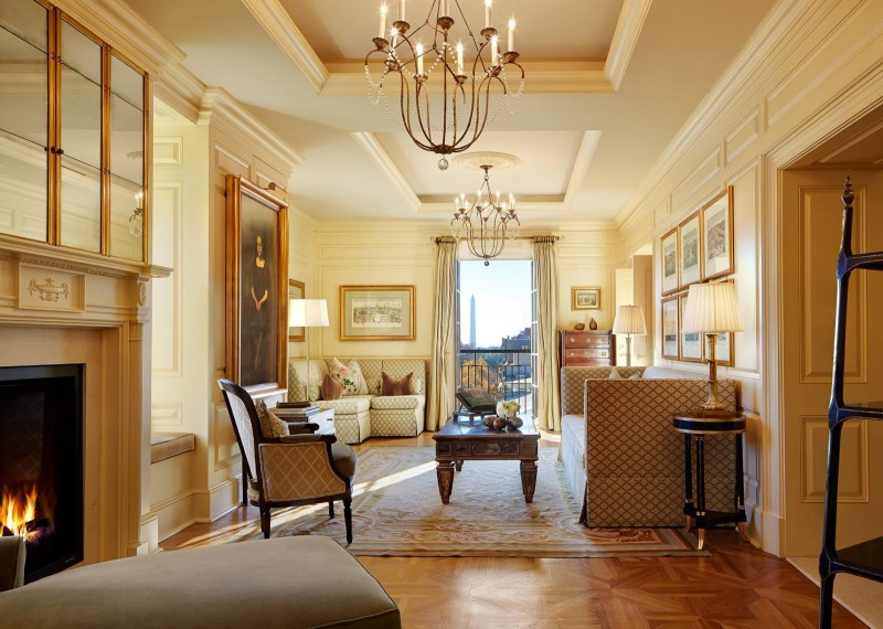 The Jefferson - Thomas Jefferson Suite